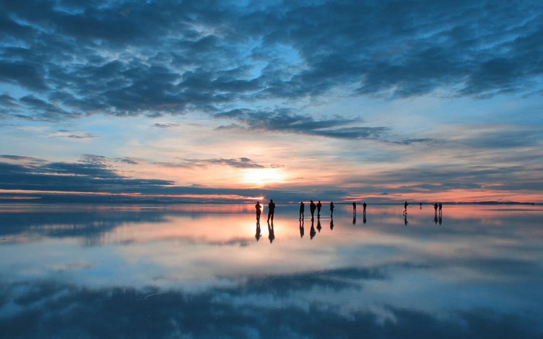 Uyuni Salt Flats - Sheet1