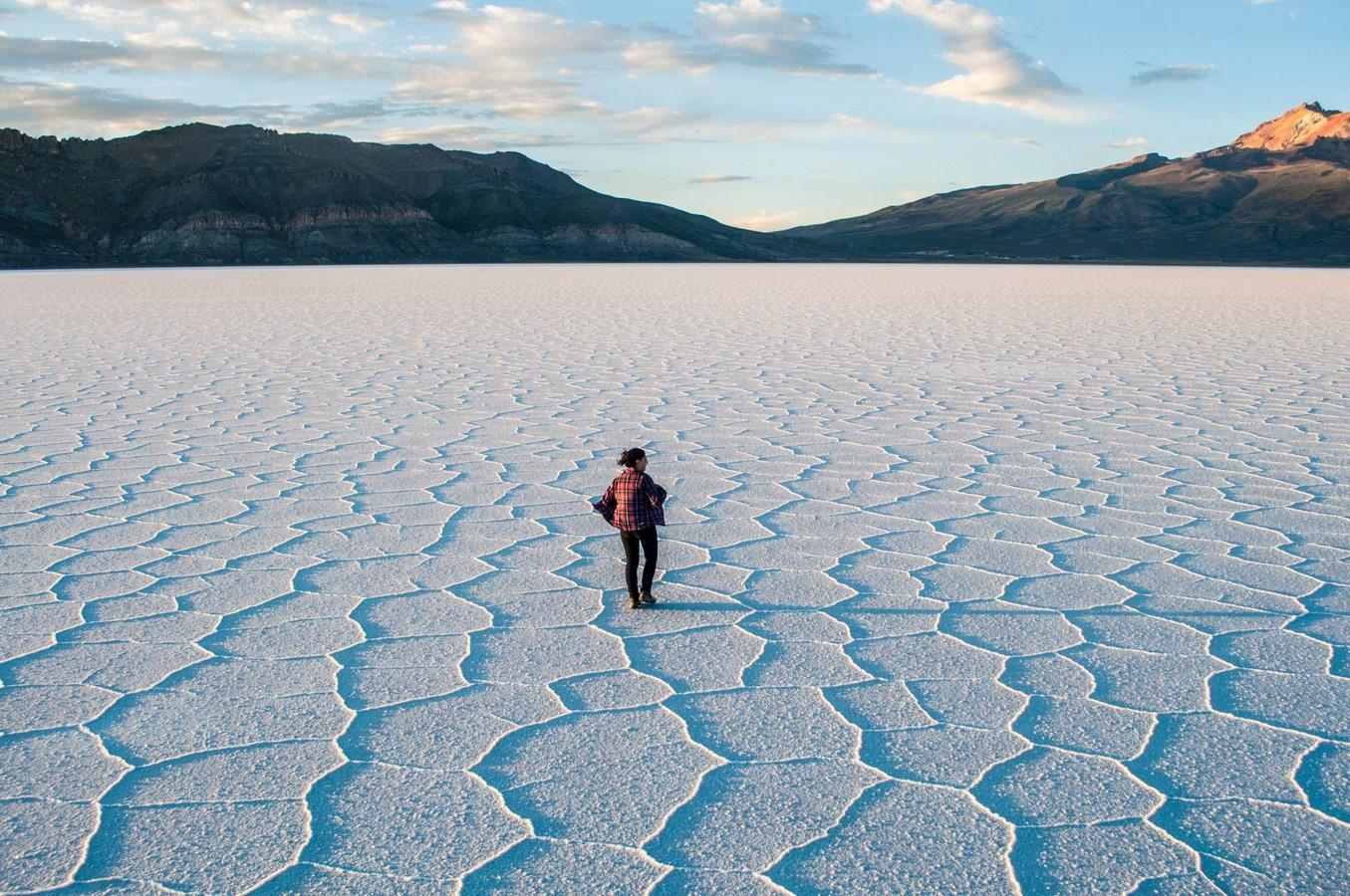 Uyuni Salt Flats - Sheet2