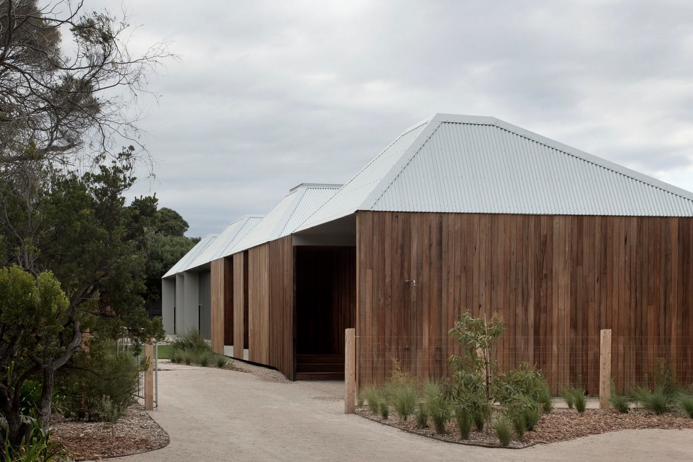 Point Lonsdale House by Edition Office: The interlinked Pavilions - Sheet1