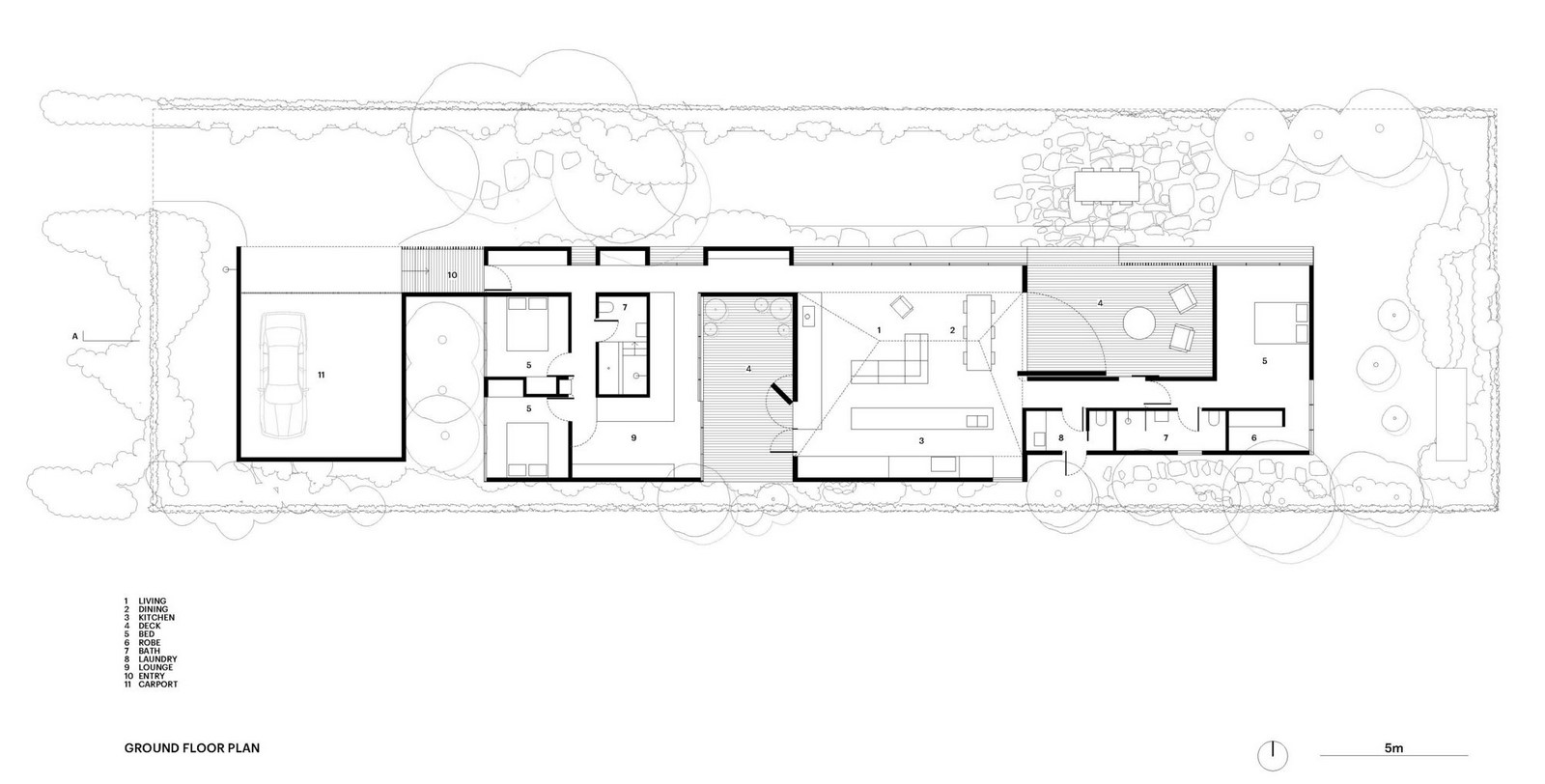 Point Lonsdale House by Edition Office: The interlinked Pavilions - Sheet2