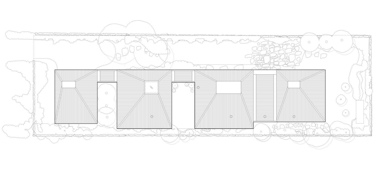 Point Lonsdale House by Edition Office: The interlinked Pavilions - Sheet3