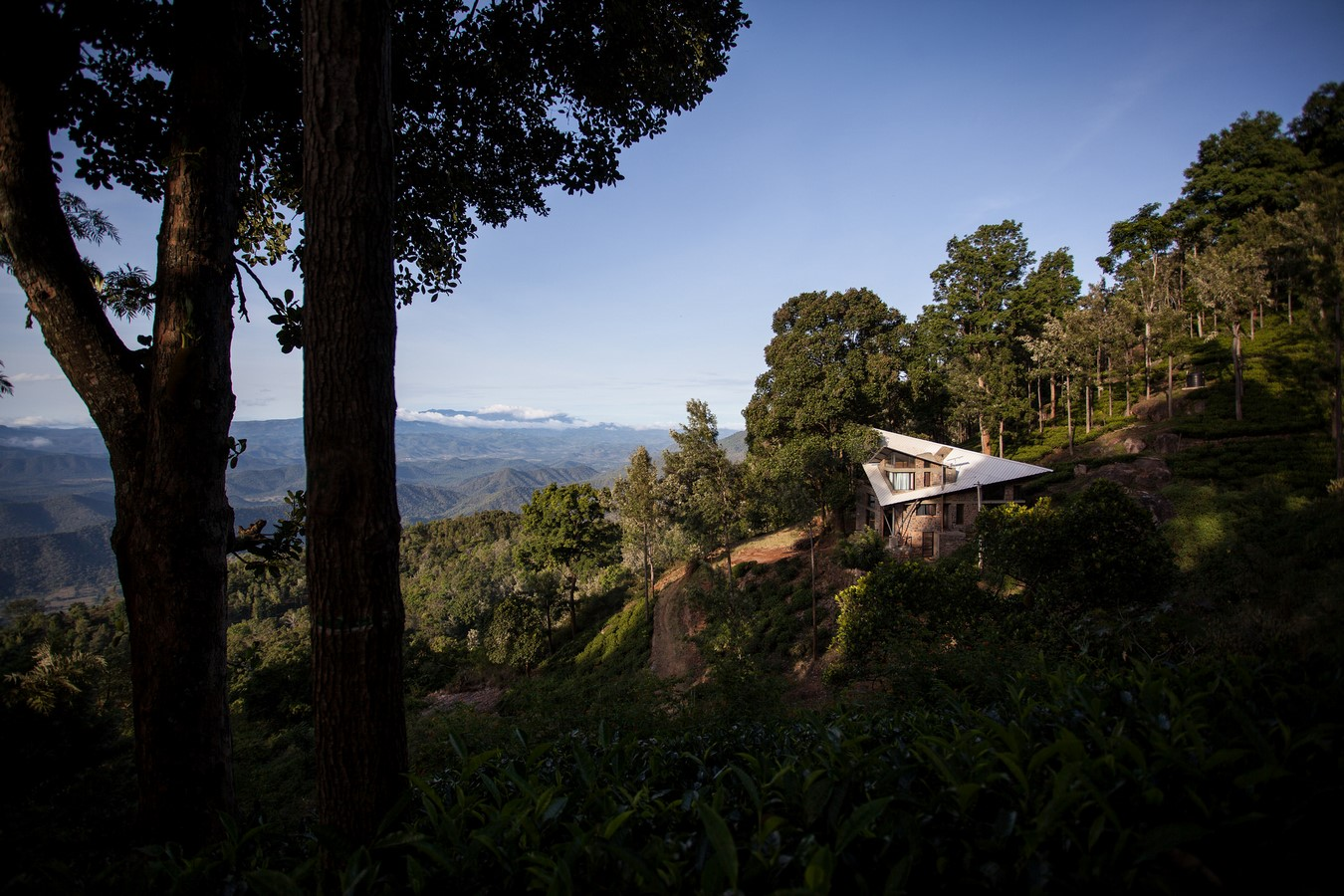 Hornbill House at Oland Estate by Chitra Vishwanath: End of the road property - Sheet1