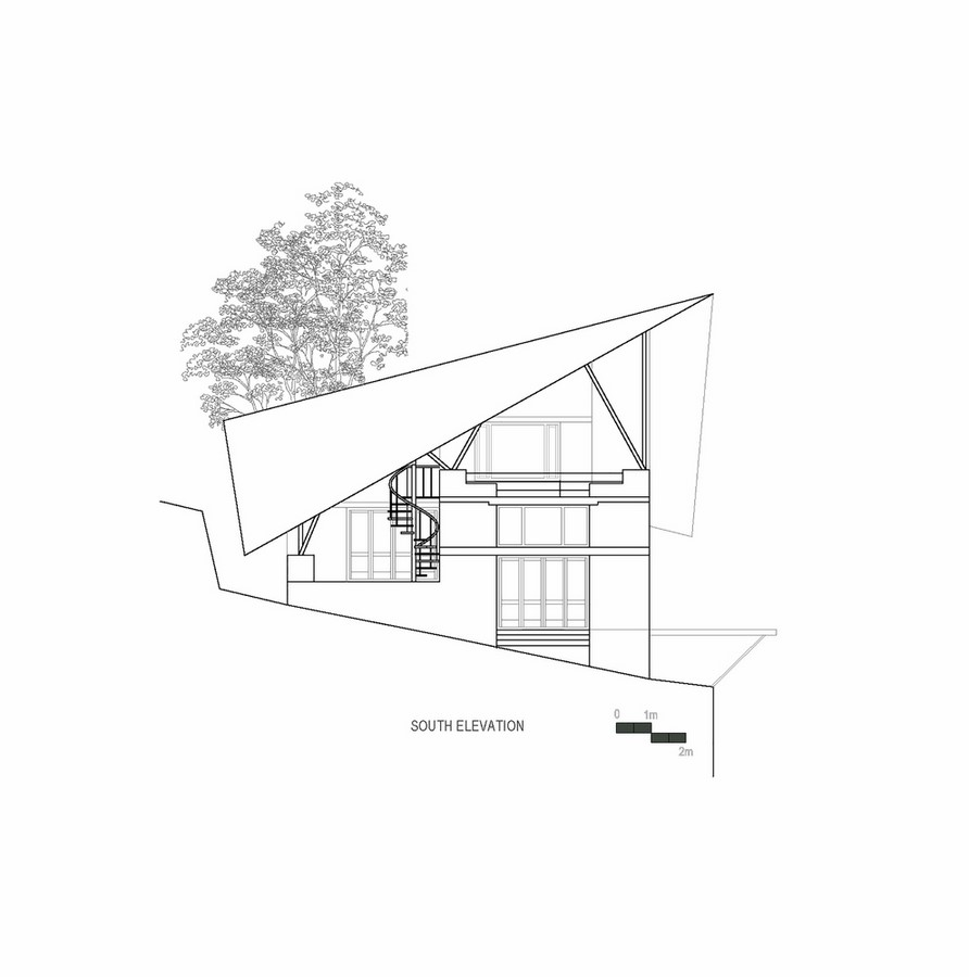 Hornbill House at Oland Estate by Chitra Vishwanath: End of the road property - Sheet10