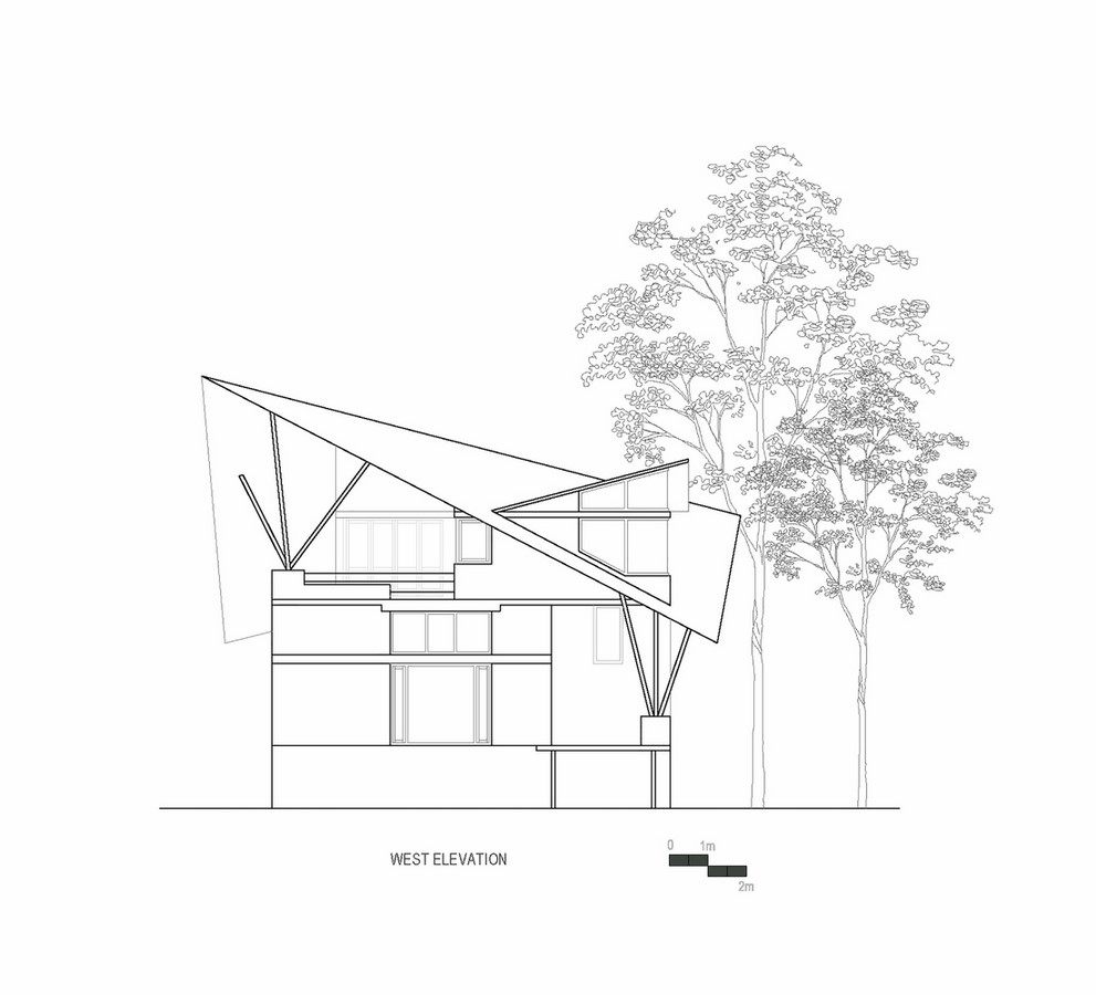 Hornbill House at Oland Estate by Chitra Vishwanath: End of the road property - Sheet12