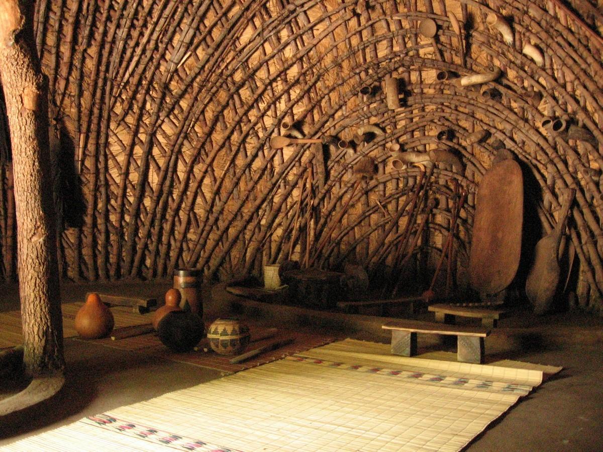 An inside on Architecture of Zulu Tribe - Sheet3