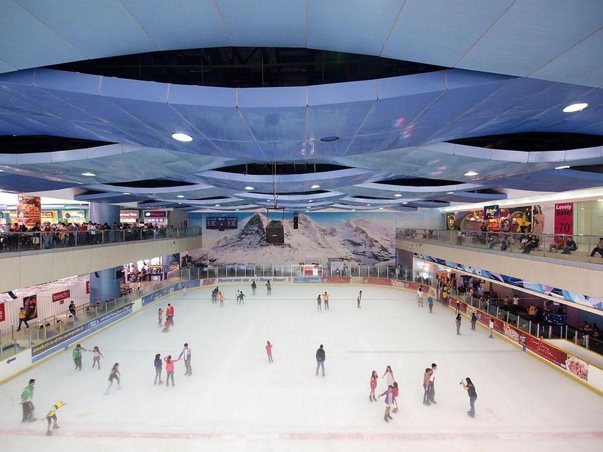 SM Mall of Asia – Manila, Philippines - Sheet3