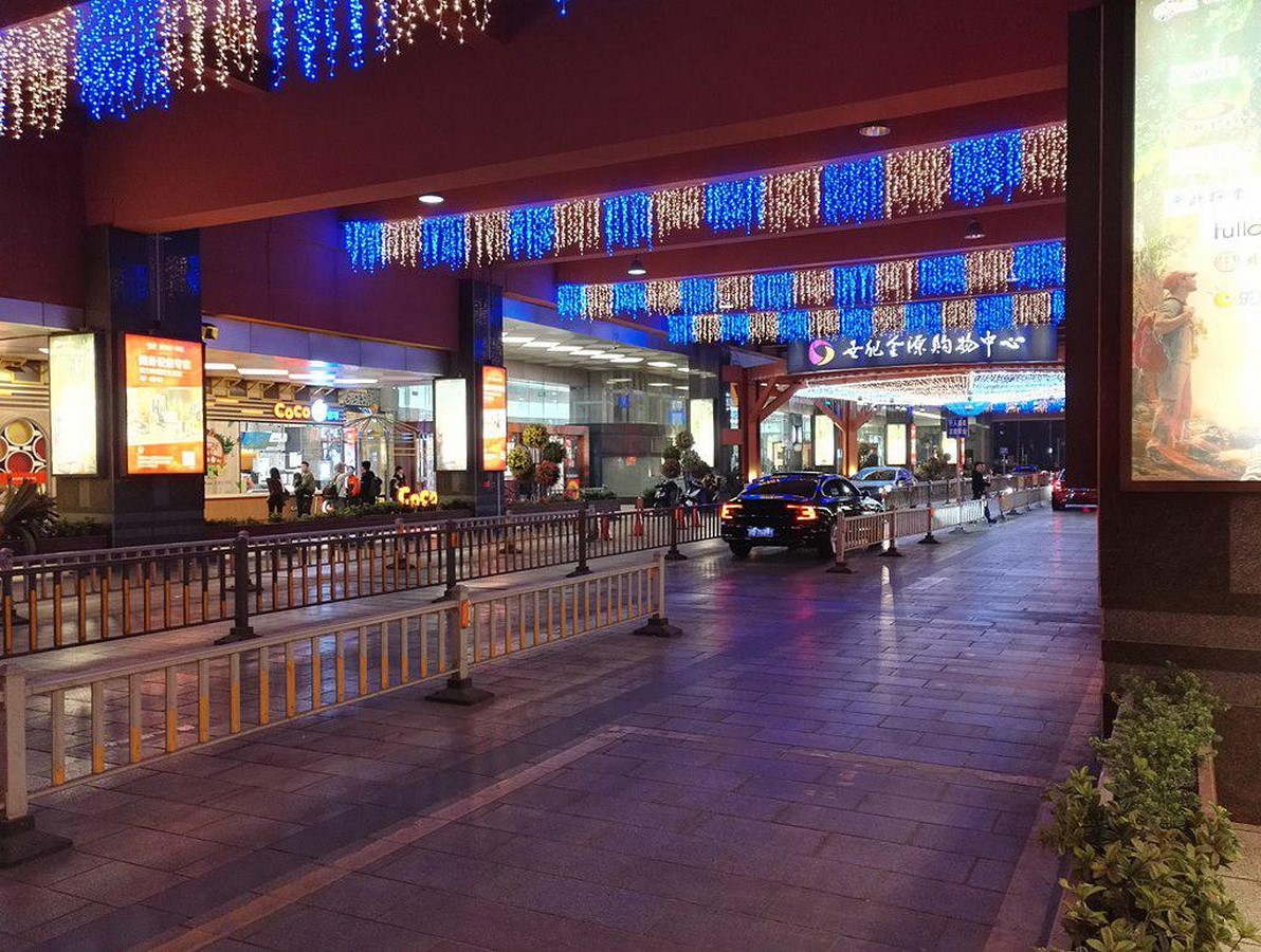 Golden Resources Shopping Mall - Haidian District, Beijing, China - Sheet3
