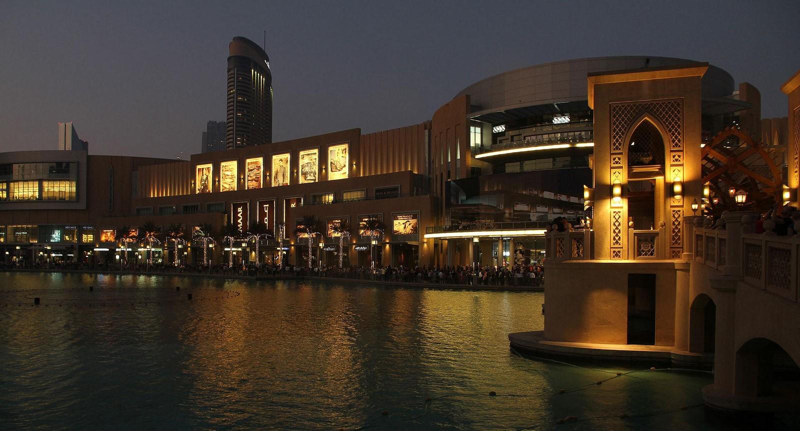 The Dubai Mall – Dubai, United Arab Emirates - Sheet1