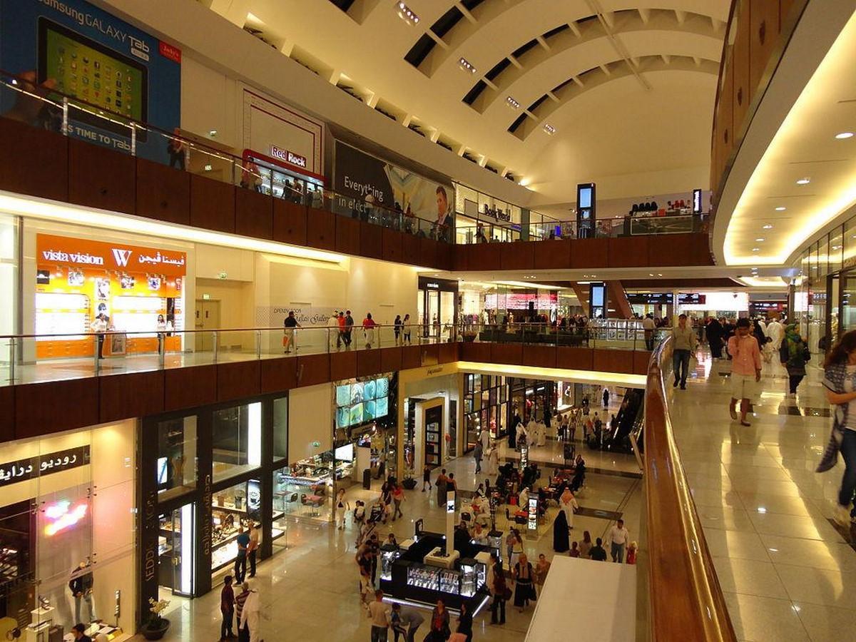 The Dubai Mall – Dubai, United Arab Emirates - Sheet3