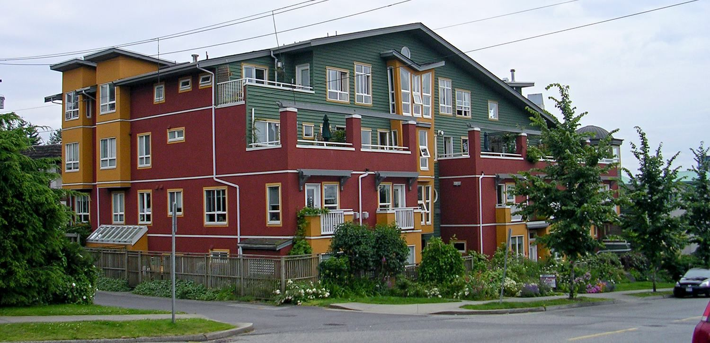 Quayside Village, Canada - Sheet1