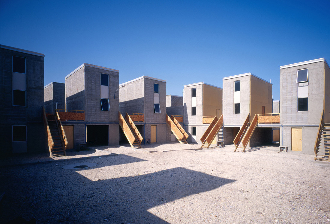 Quinta Monroy Housing, Chile - Sheet2