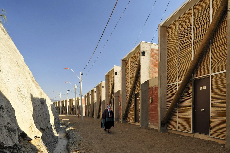 Ruca Dwellings, Undurraga Devés Arquitectos, Huechuraba, Chile, 2011 - Sheet2