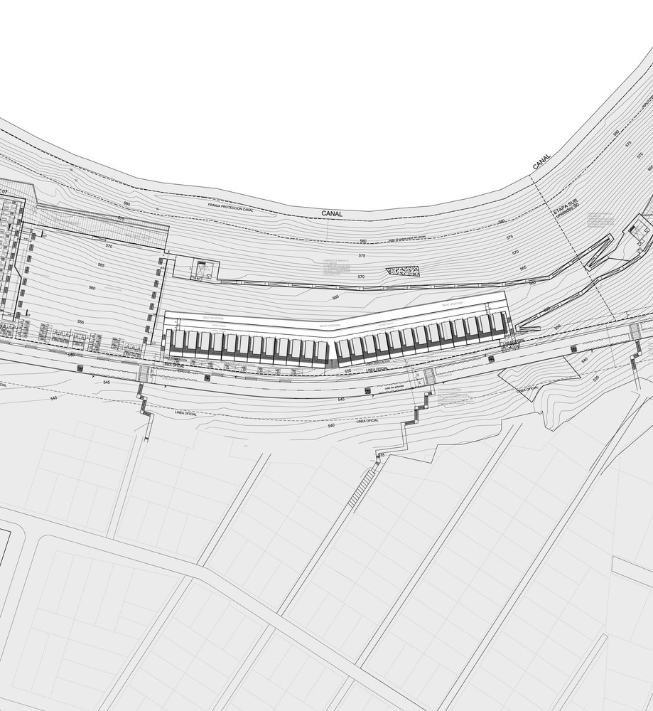Ruca Dwellings, Undurraga Devés Arquitectos, Huechuraba, Chile, 2011 - Sheet3