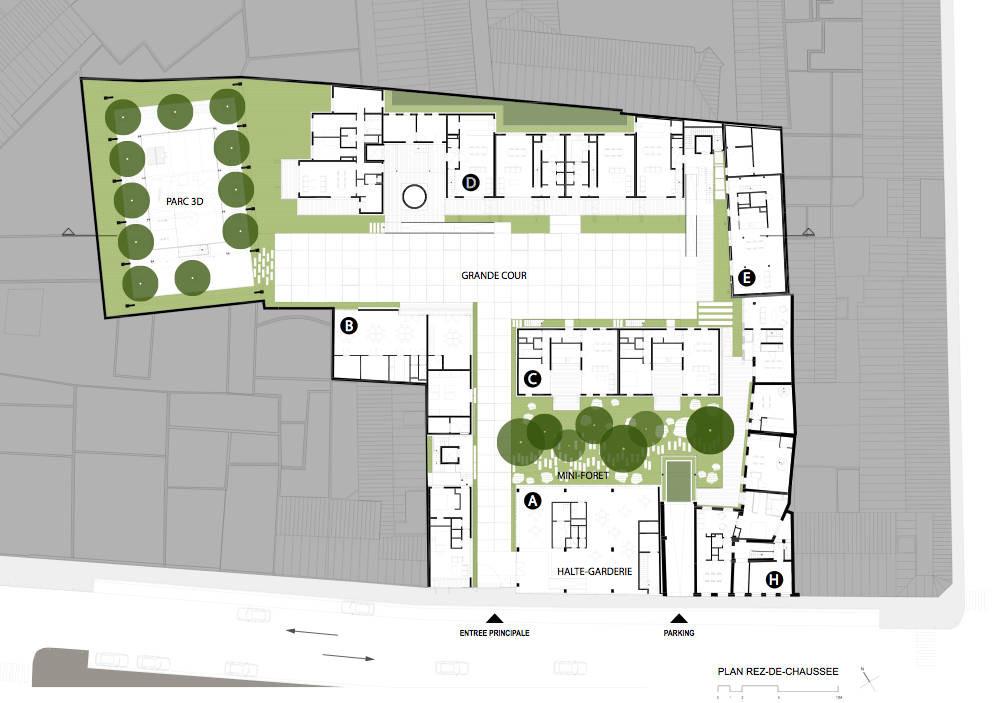 Savonnerie Heymans Public Housing, Brussels - Sheet3