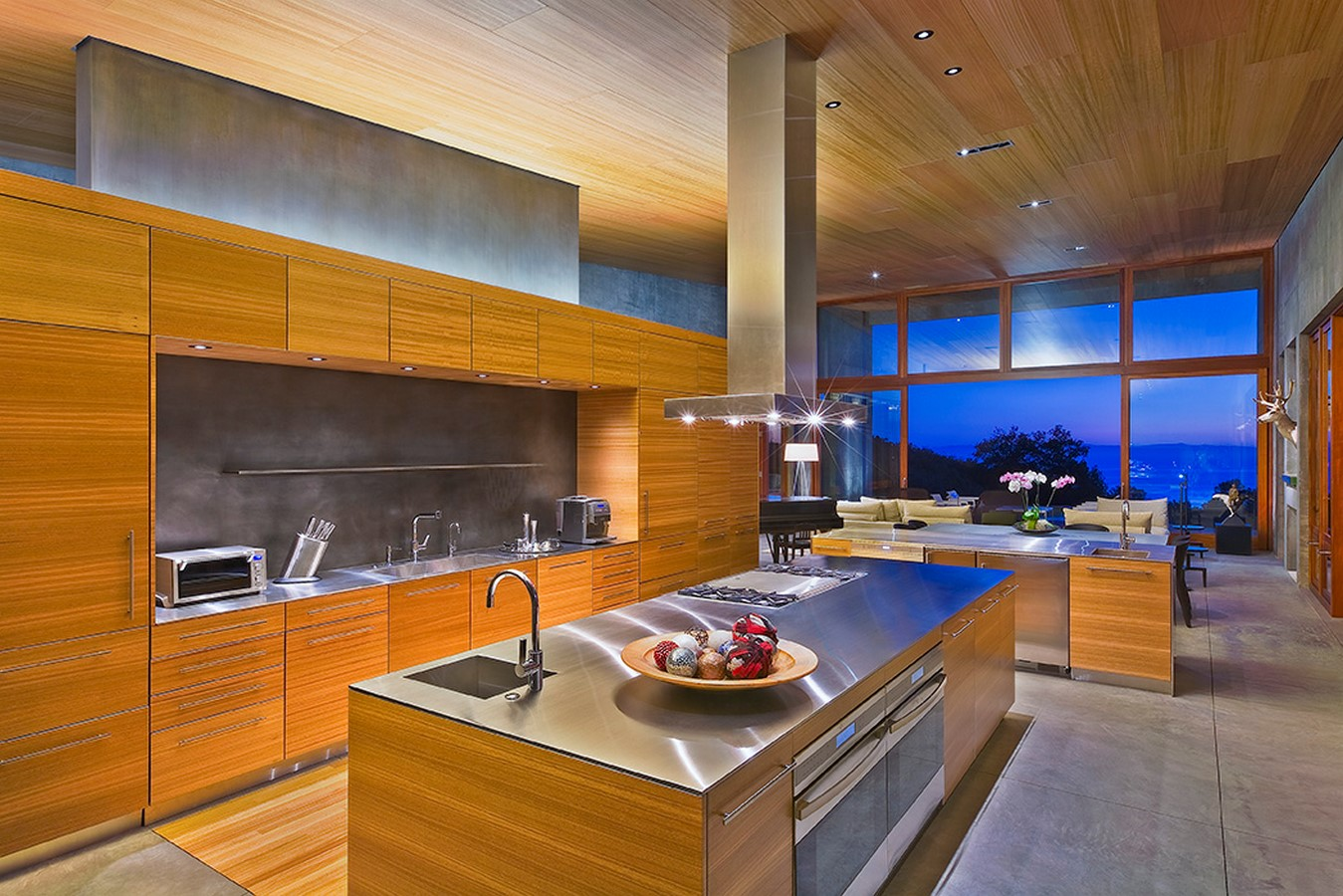 Toro Canyon Residence by ShubinDonaldson - Sheet1