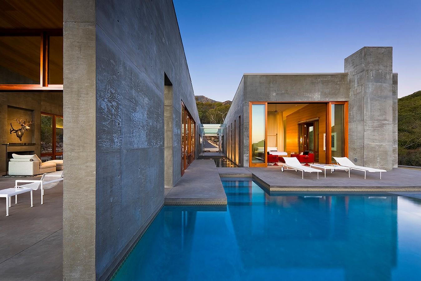 Toro Canyon Residence by ShubinDonaldson - Sheet2