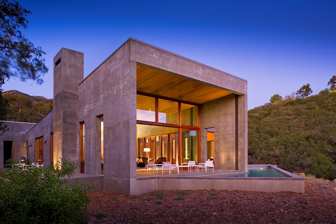 Toro Canyon Residence by ShubinDonaldson - Sheet3