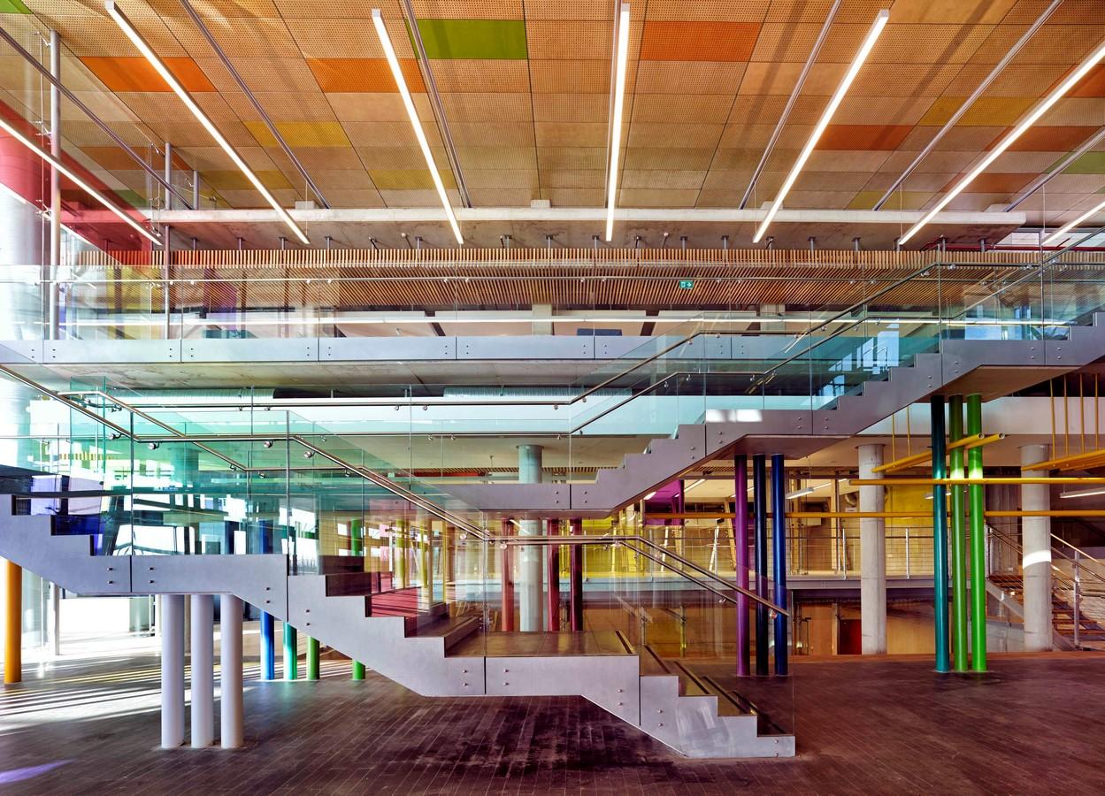Kolej-IN Social Center by Uygur Architects - Sheet1