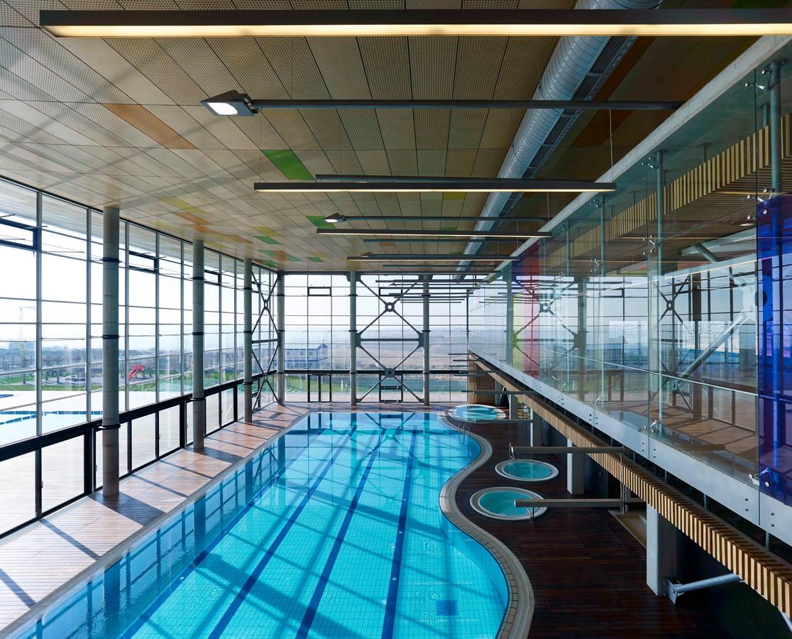Kolej-IN Social Center by Uygur Architects - Sheet3