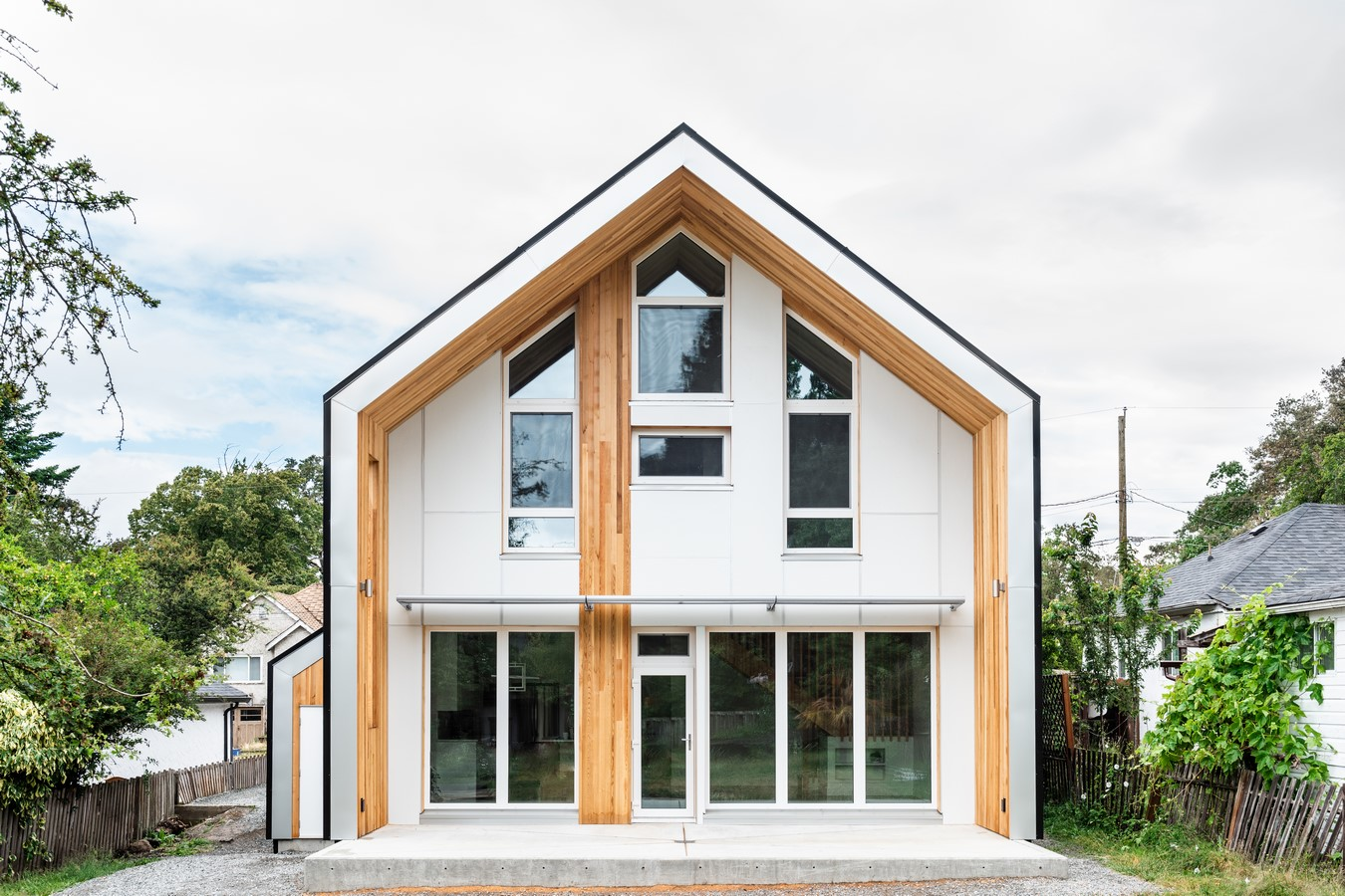 The Parkview Passive House by Waymark Architecture - Sheet1