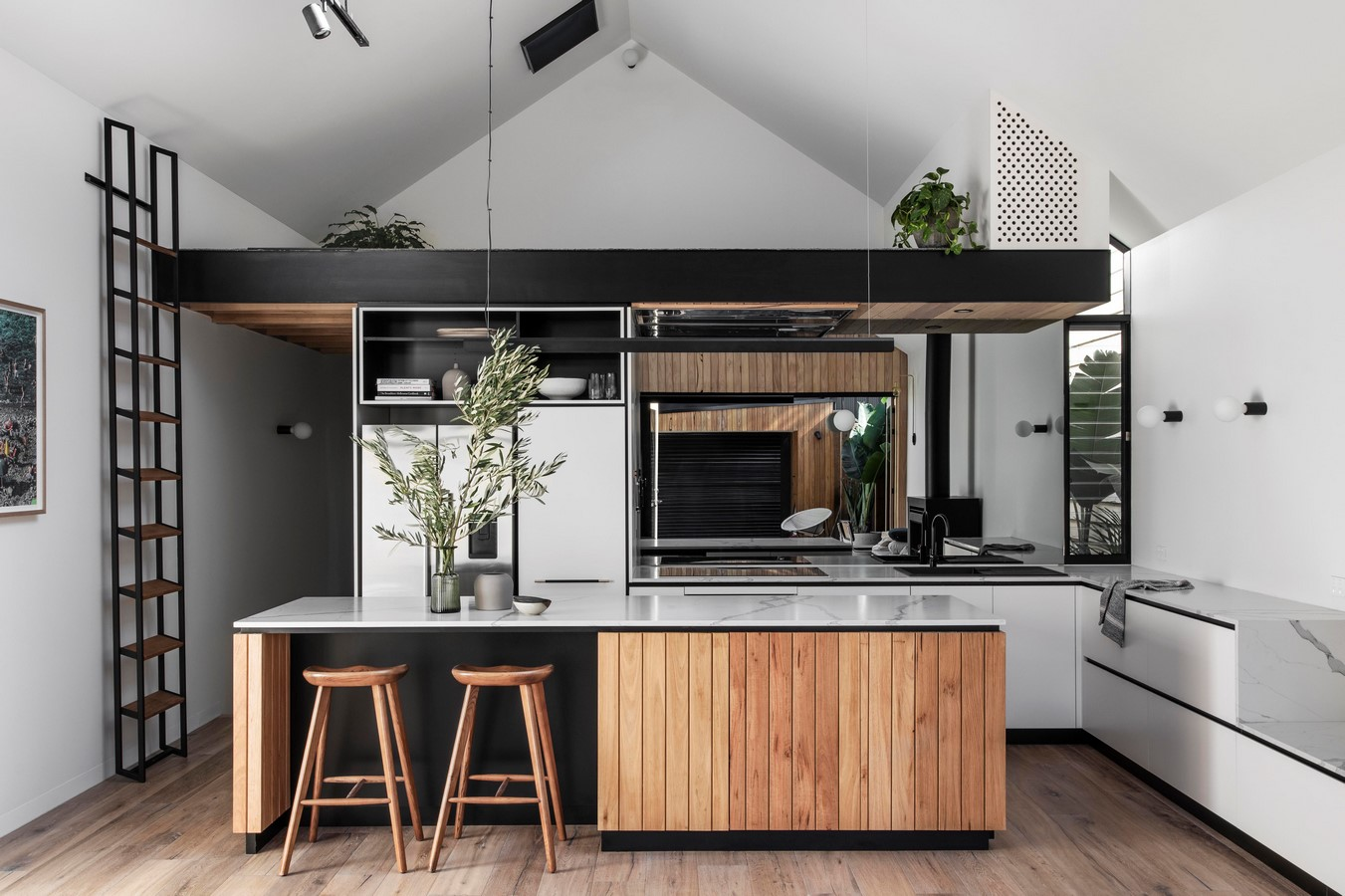 Silhouette Hytte by FIGR Architecture Studio - Sheet1