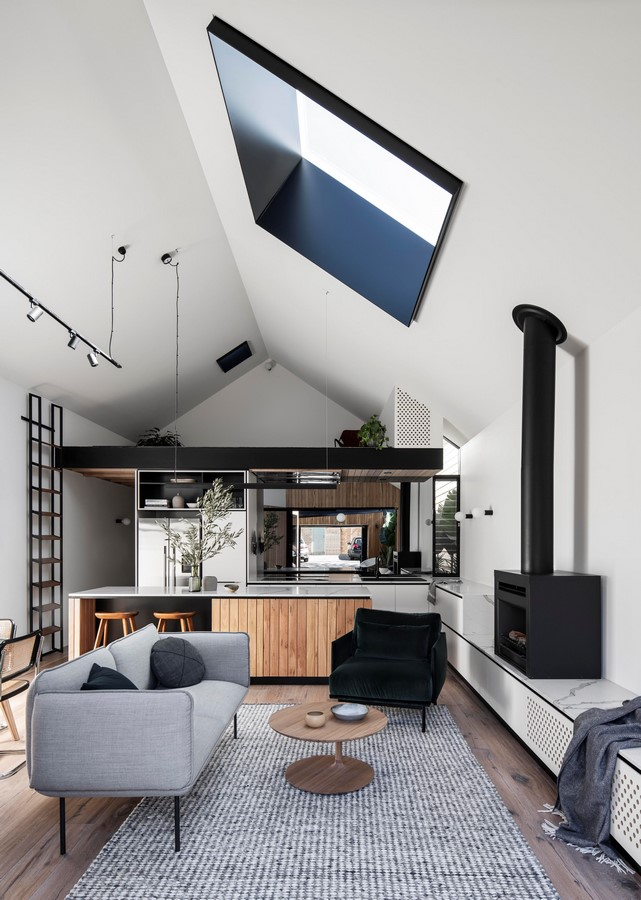 Silhouette Hytte by FIGR Architecture Studio - Sheet3