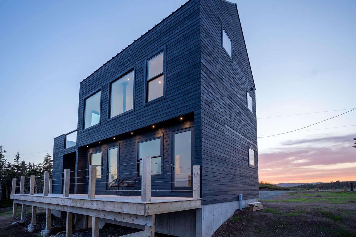 Halfway Hill House by Woodford Architecture - Sheet1