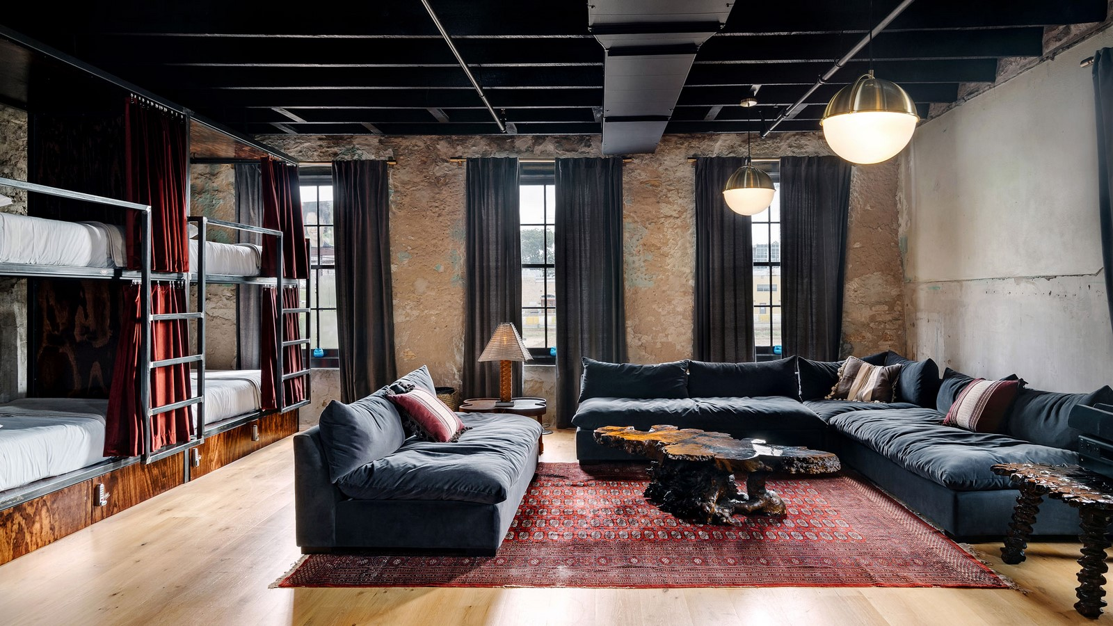 Native Hostel, Bar & Kitchen by Black Rabbit - Sheet1