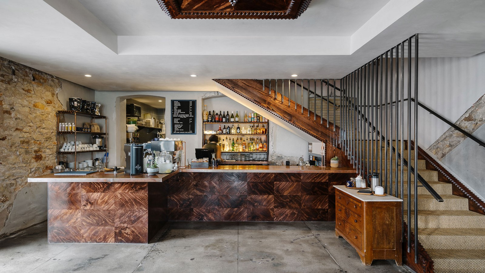 Native Hostel, Bar & Kitchen by Black Rabbit - Sheet2