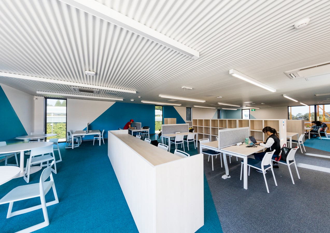 Monash College Learning Village by Jackson Clements Burrows Architects - Sheet1