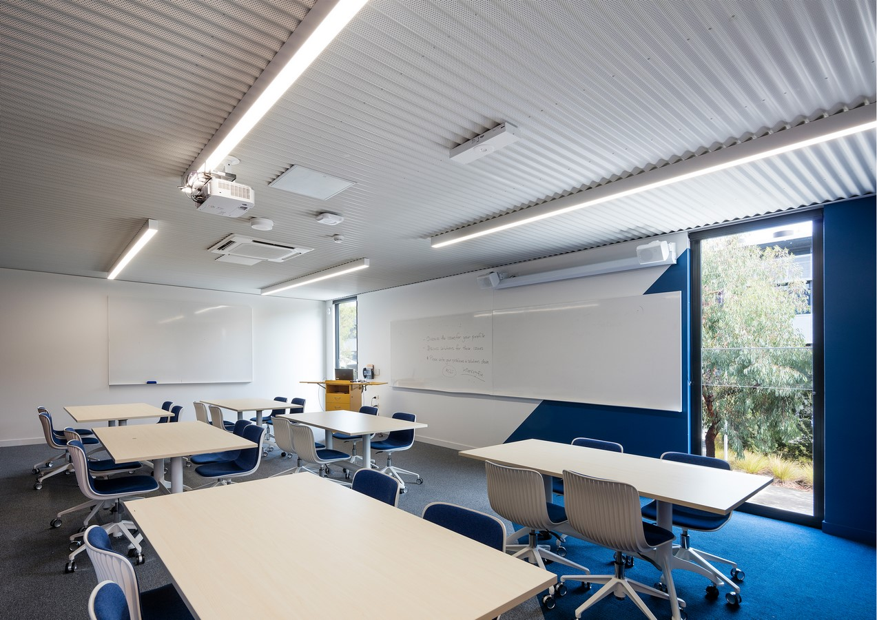Monash College Learning Village by Jackson Clements Burrows Architects - Sheet2
