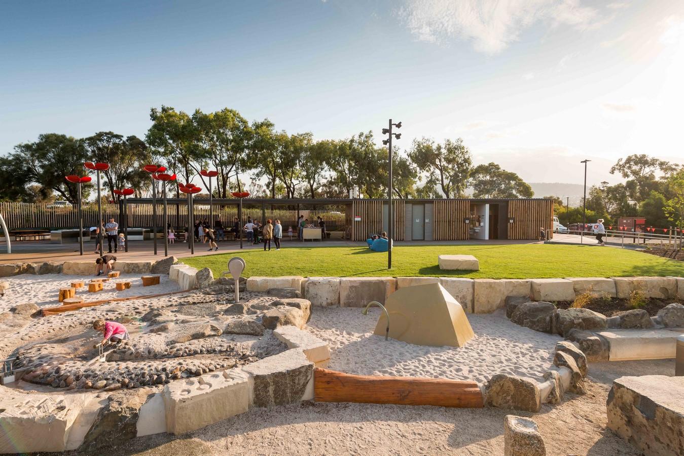 Legacy Park Community Hub by Field Labs - Sheet1