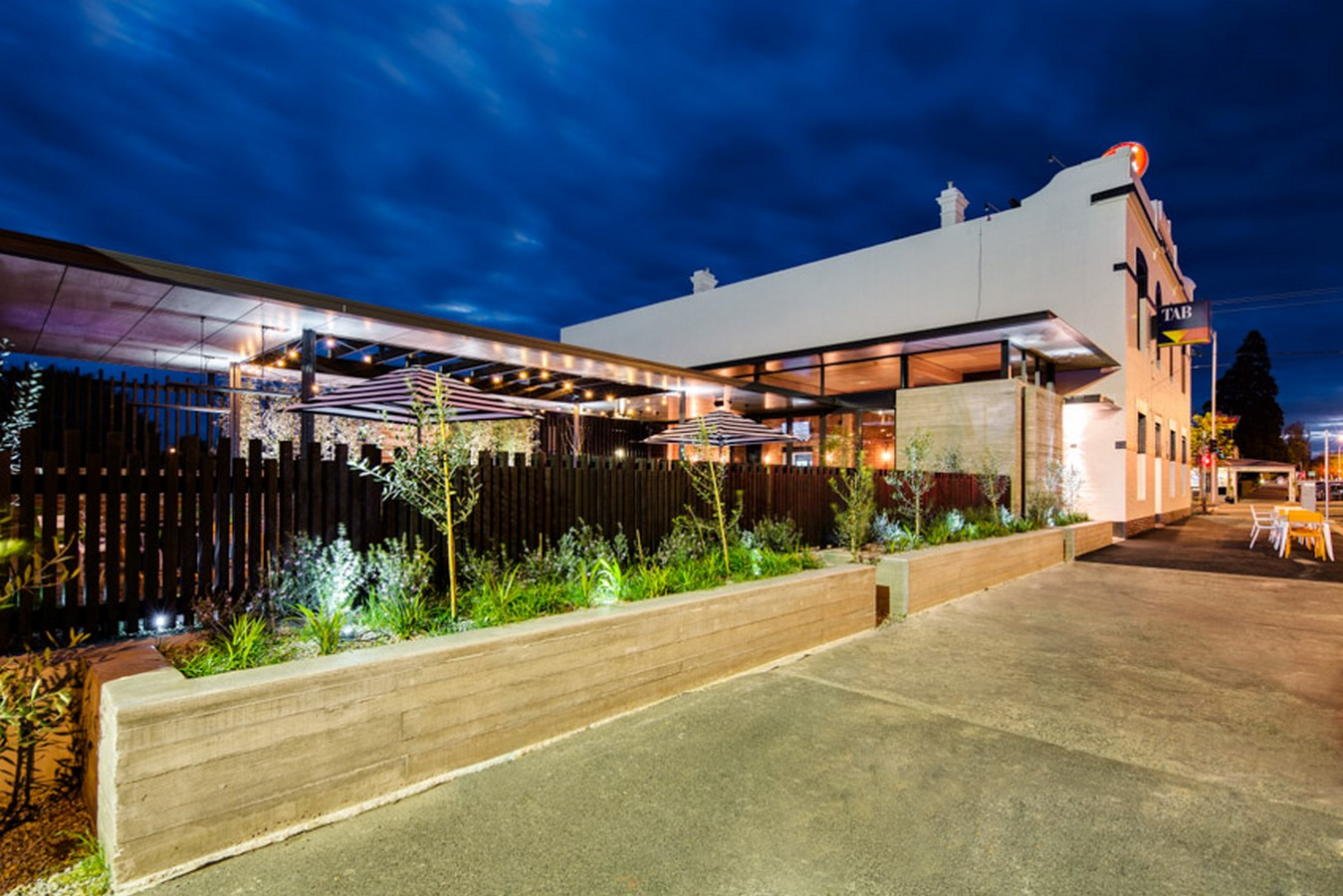 The Western Hotel by Porter Architects -Sheet1