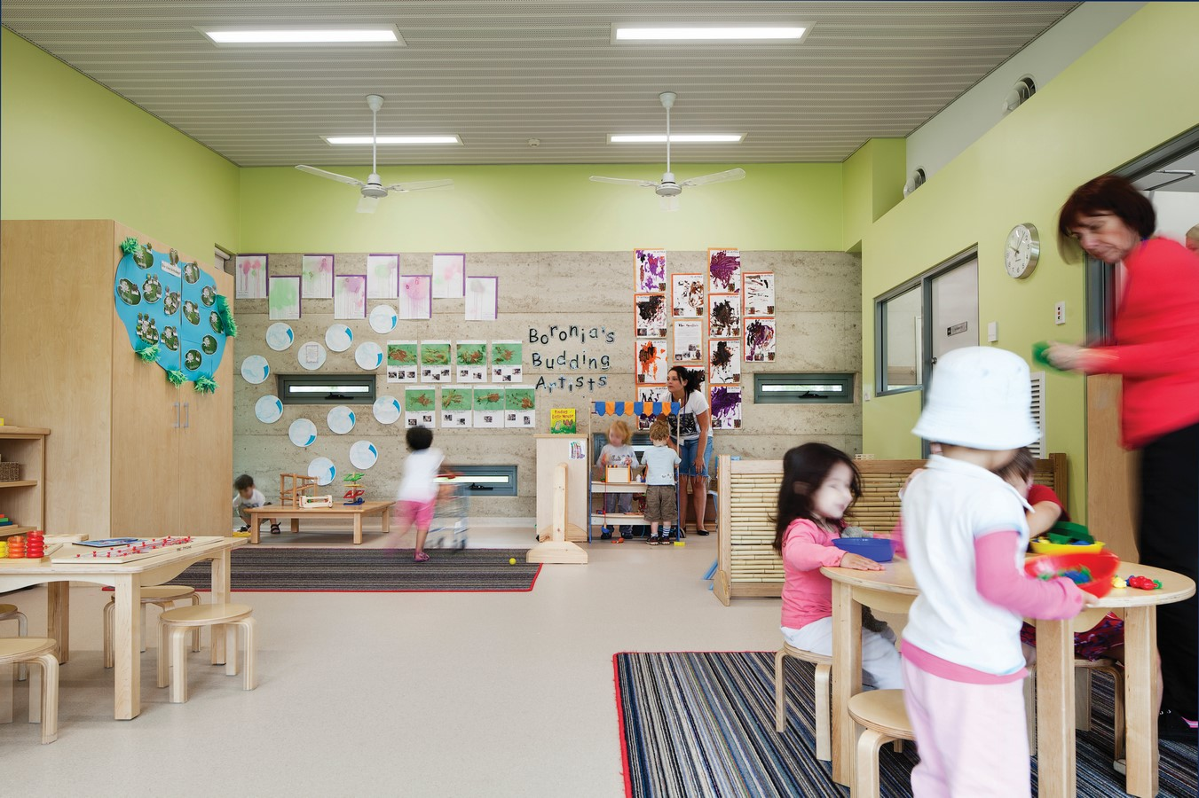 University of Western Australia Early Learning Centre by Hames Sharley - Sheet1