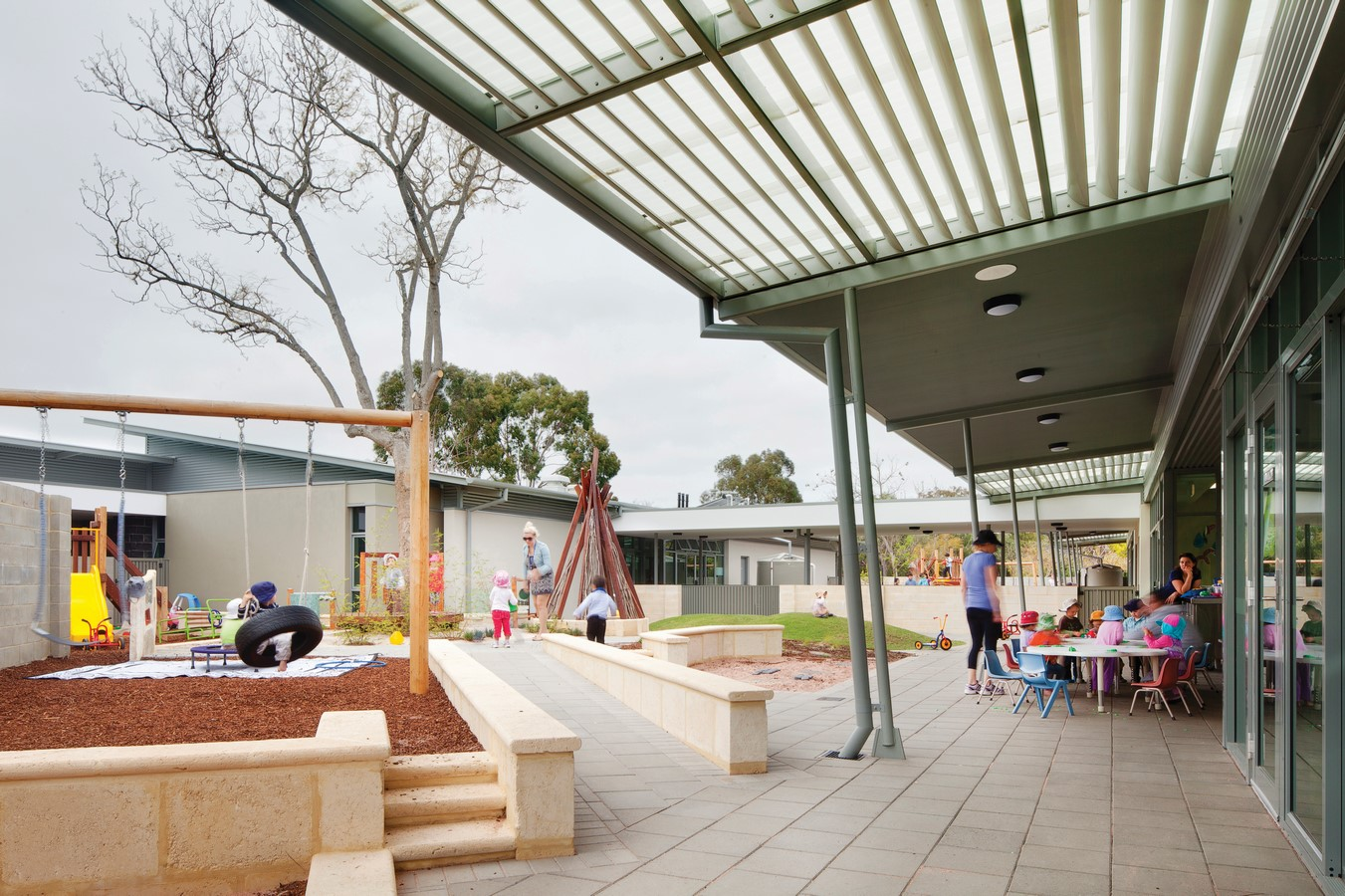 University of Western Australia Early Learning Centre by Hames Sharley - Sheet3