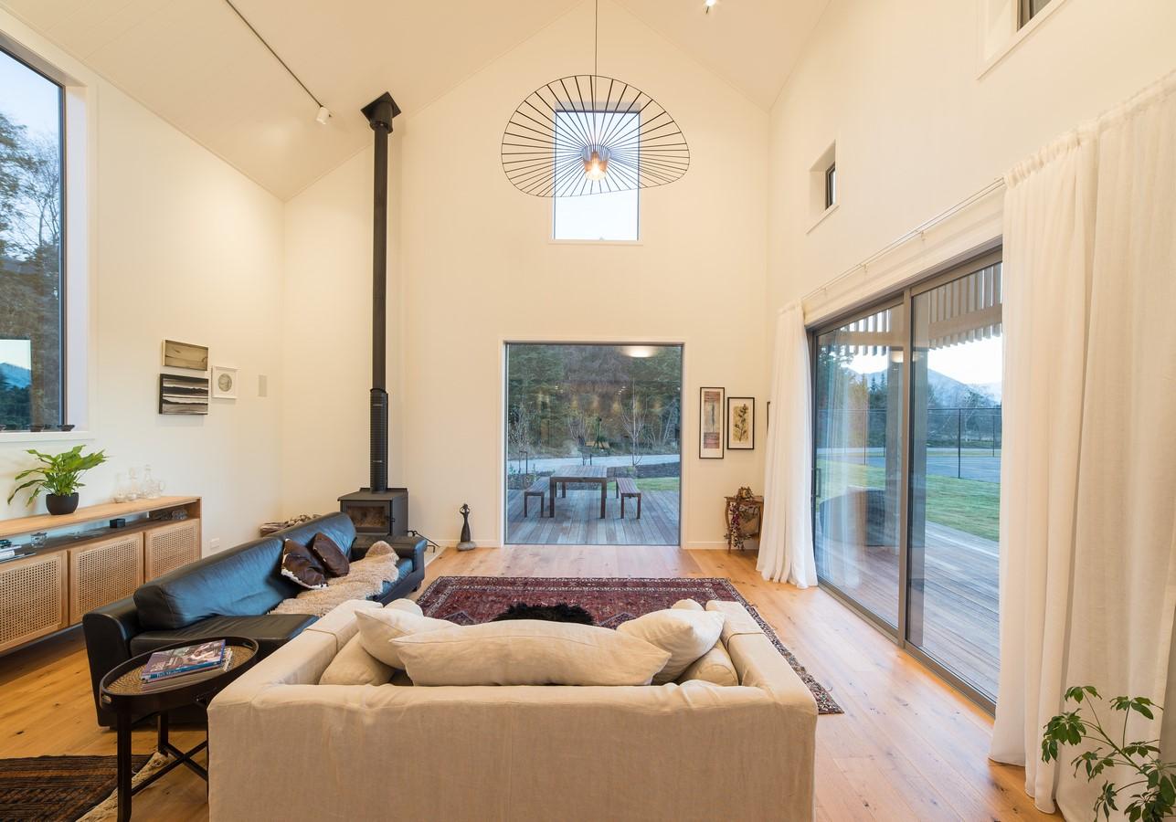 Mount Iron Barn by Condon Scott Architects - Sheet2