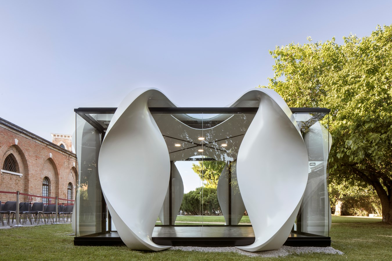 High-performing Urban Ecologies by Zaha Hadid Architects - Sheet1