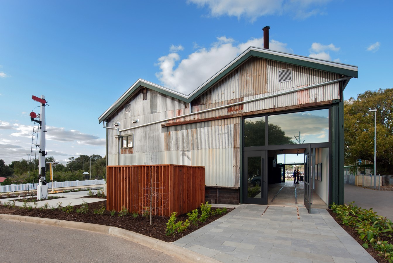 The Goods Shed by Cox Architecture - Sheet1