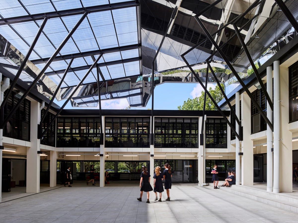 St Aidan's Campus Link by Cox Architecture - Sheet1