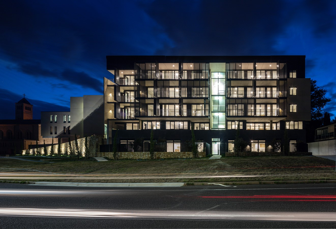 St Christopher's Cathedral Precinct by Cox Architecture - Sheet3