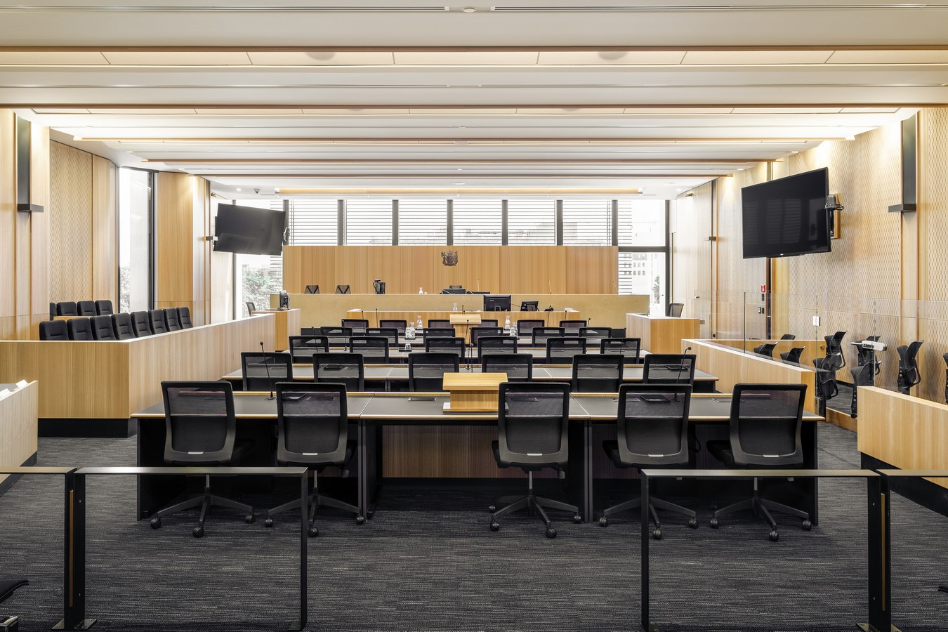 Christchurch Justice and Emergency Services Precinct by Cox Architecture - Sheet1