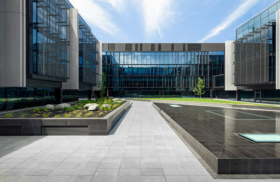 Christchurch Justice and Emergency Services Precinct by Cox Architecture