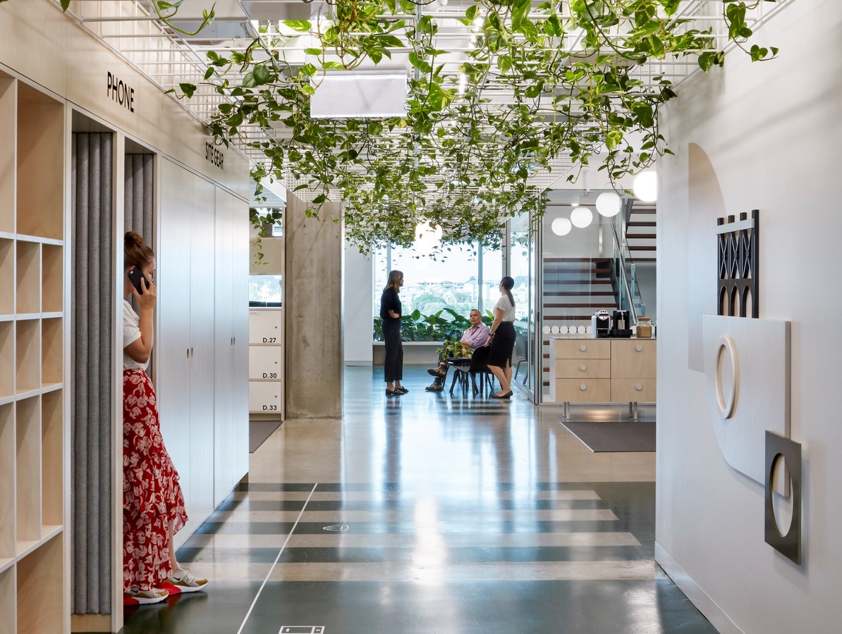 Cardno APAC Headquarters by Cox Architecture - Sheet1