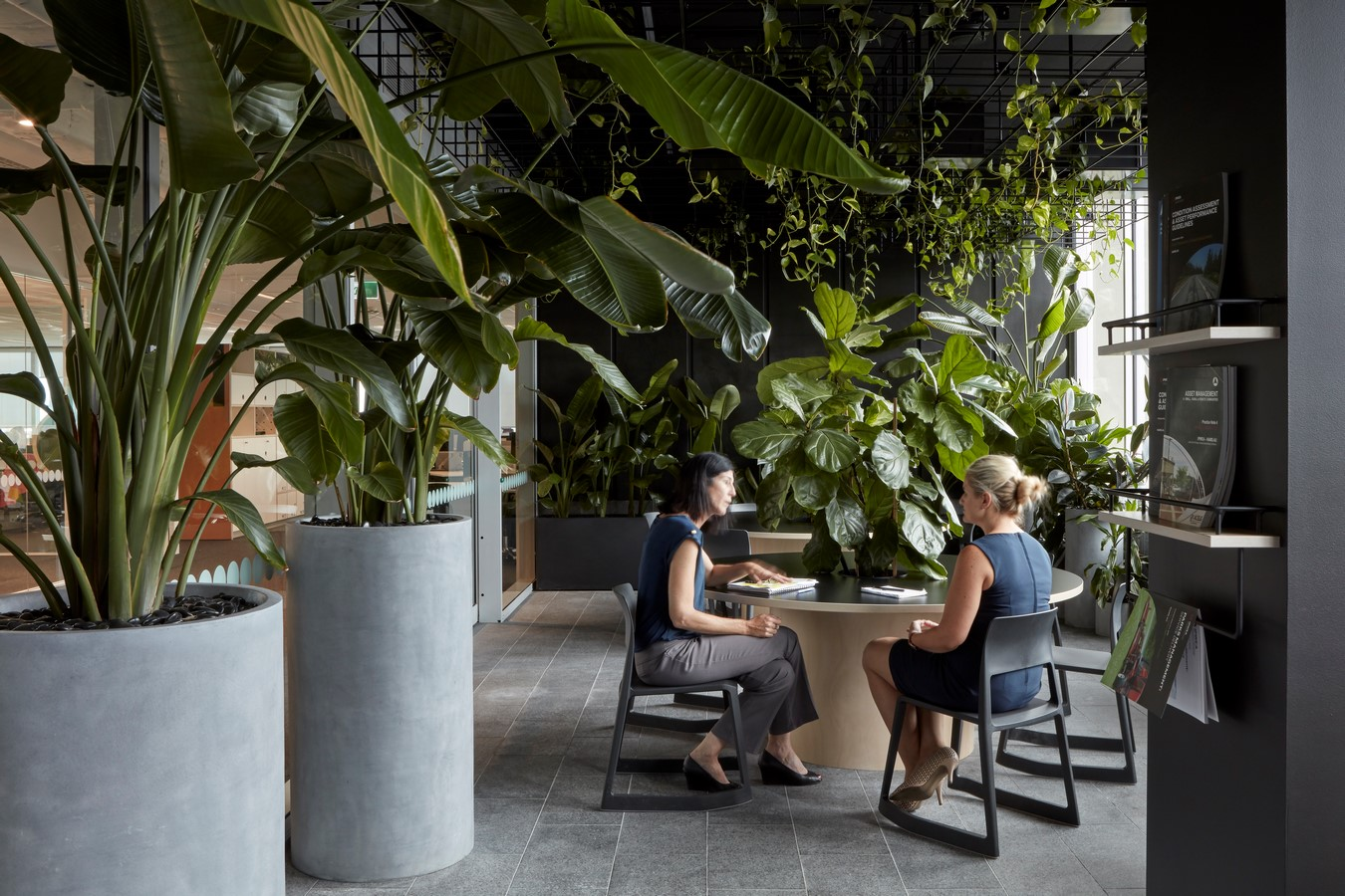 Cardno APAC Headquarters by Cox Architecture - Sheet2