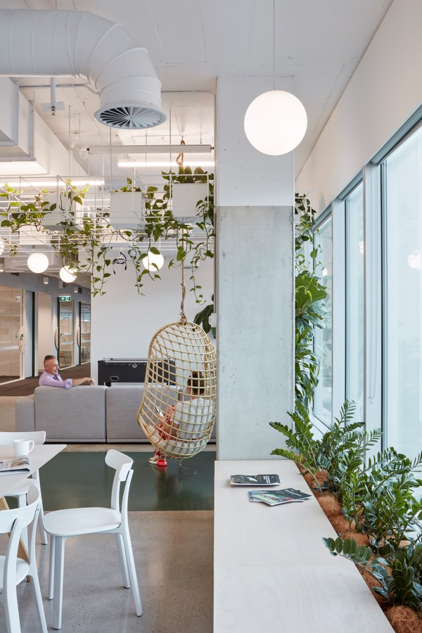 Cardno APAC Headquarters by Cox Architecture - Sheet3