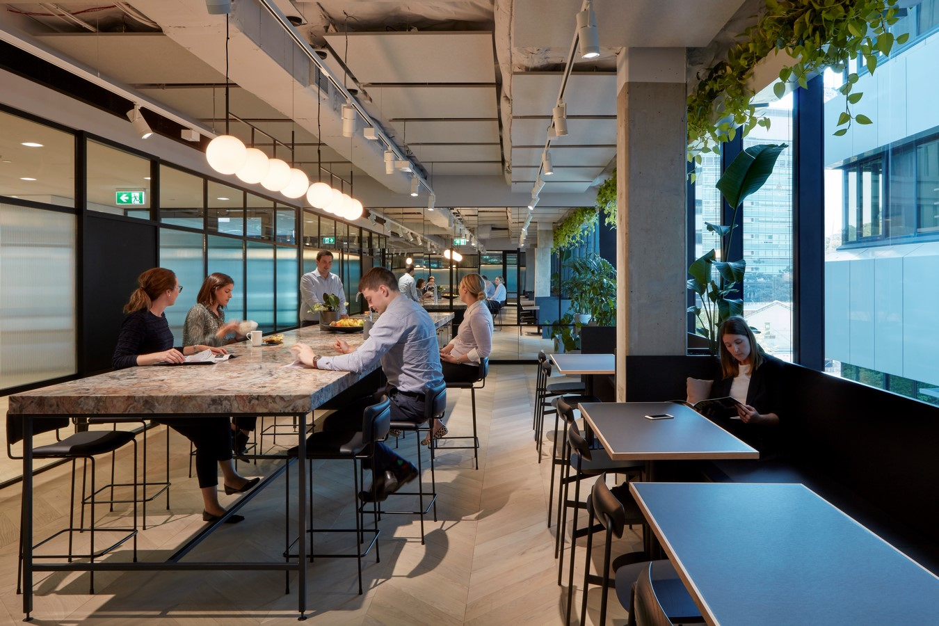 Charter Hall New Workplace by Cox Architecture - Sheet1