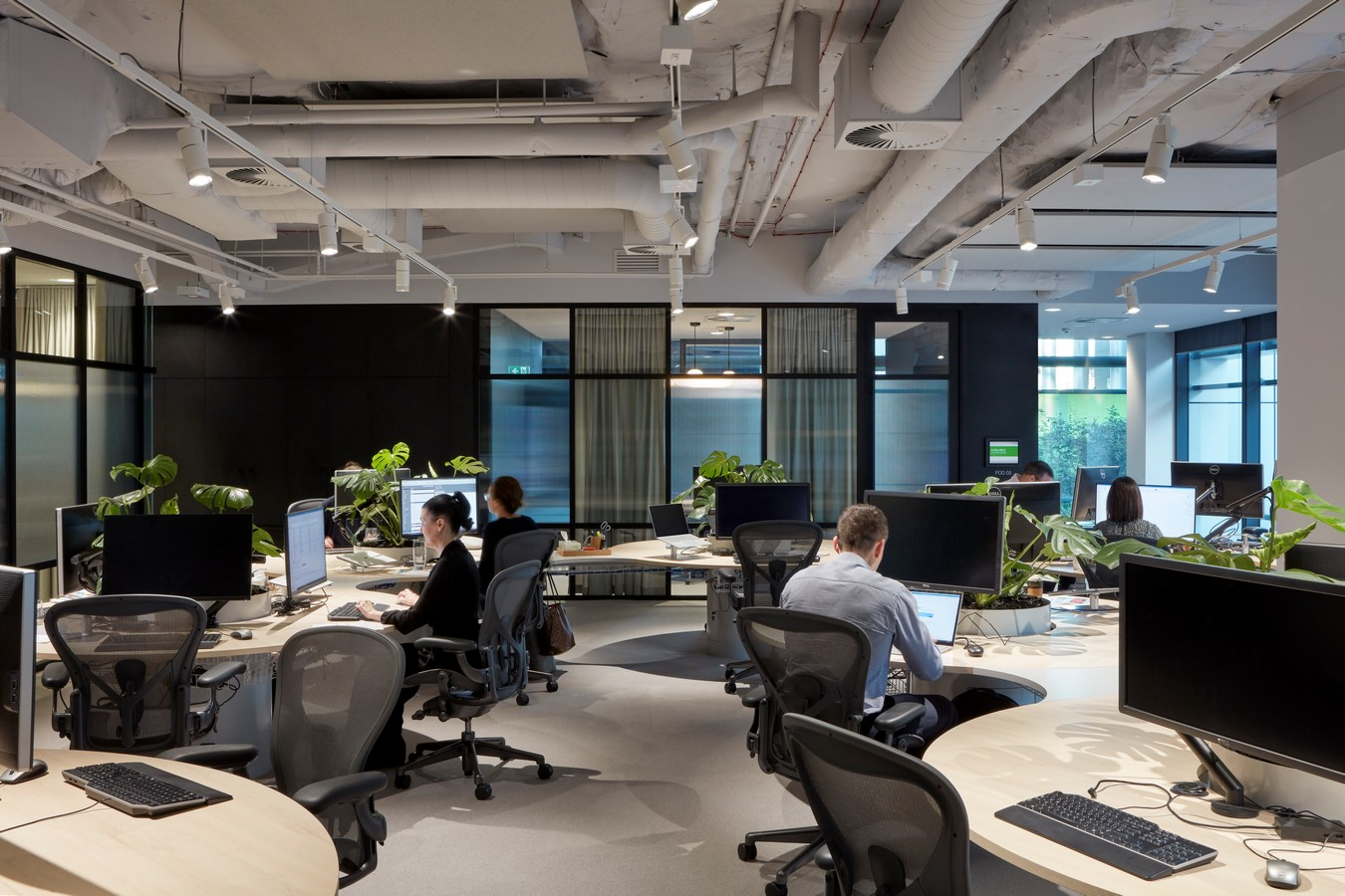 Charter Hall New Workplace by Cox Architecture - Sheet2