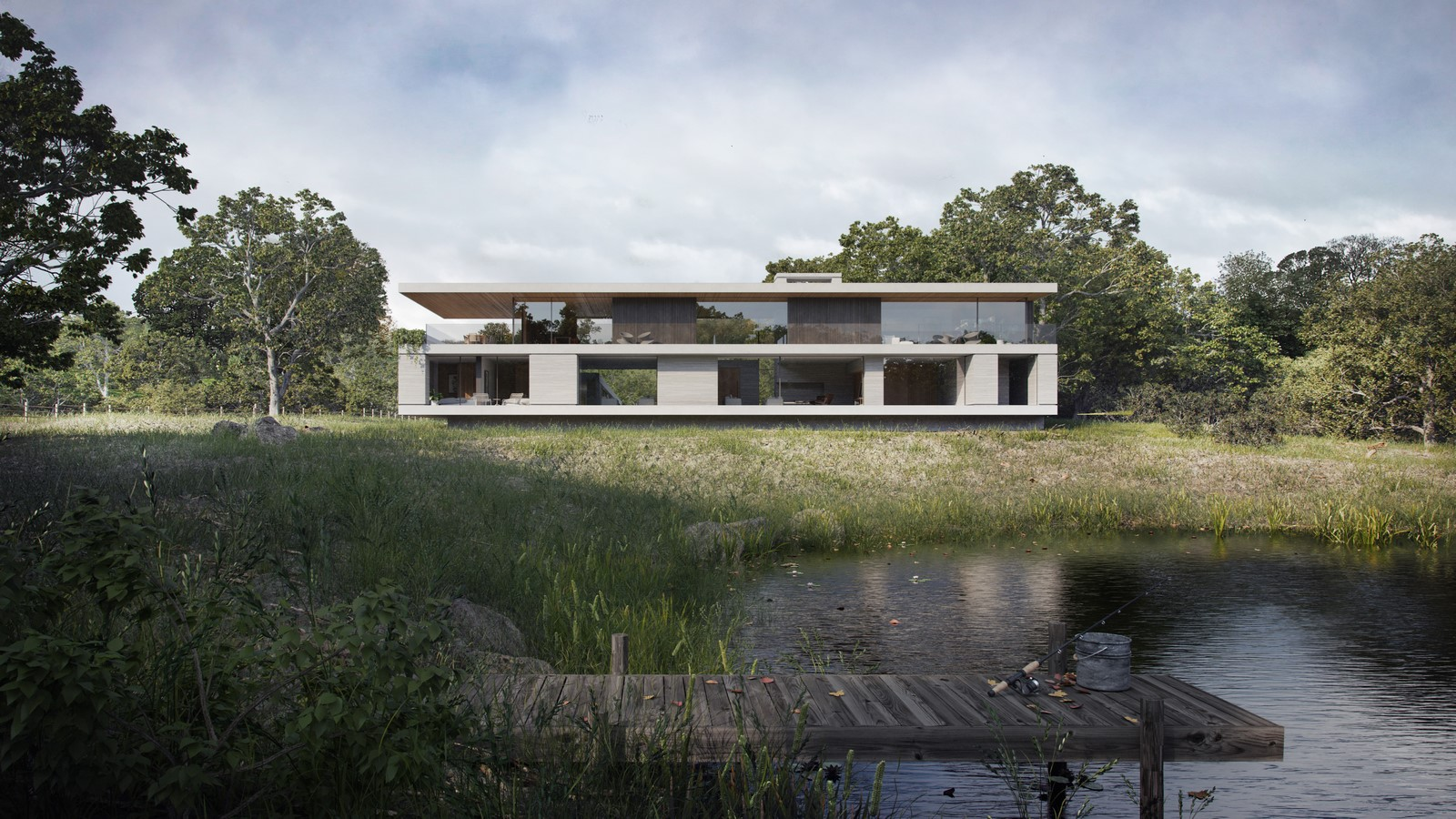 Villa Biophilia by PAD Studio - Sheet1