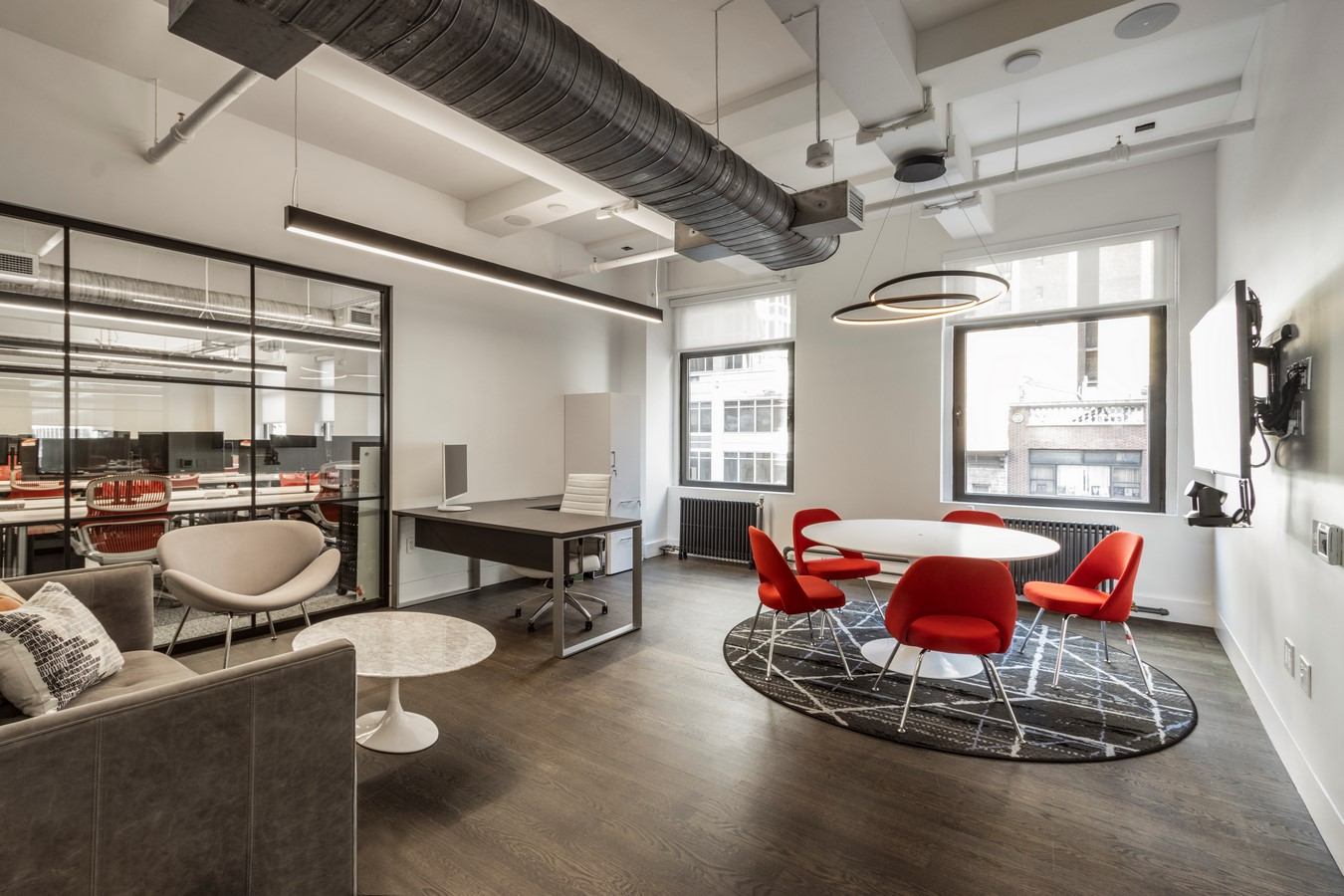 Cerami & Associates NYC Headquarters by Sydness Architects - Sheet1