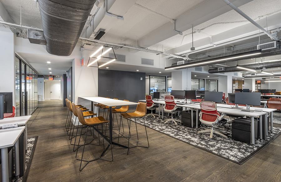 Cerami & Associates NYC Headquarters by Sydness Architects